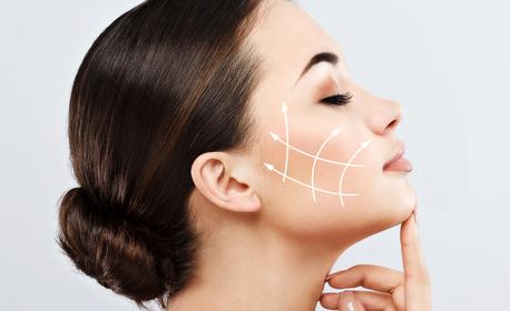 RF и биолифтинг на околоочен контур, или дълбоко почистване на лице с кислородна мезотерапия и криотерапия