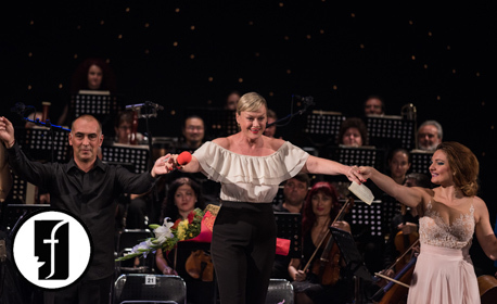 Гала концерт на участниците в майсторския клас по оперно пеене на Веселина Кацарова - на 4.09