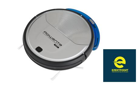 Прахосмукачка робот Rowenta Smart Force Essential за сухо и мокро почистване