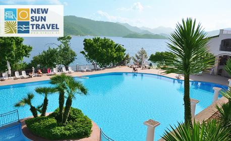 За 22 Септември в Мармарис! 7 нощувки на база Аll Inclusive в Club Nimara Beach Resort****