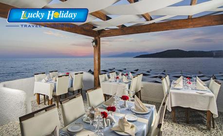 Лукс в Кушадасъ през Октомври! 7 нощувки на база All Inclusive в хотел Kustur Club Holiday Village*****