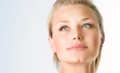 Безиглена карбокситерапия CO2 на лице