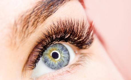 Процедура Lash Filler за извиване, боядисване и подхранване на мигли