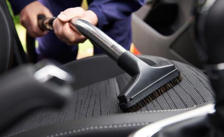 Вътрешно и външно почистване на автомобил, нанасяне на вакса и ароматизиране на купе, плюс бонус - кафе