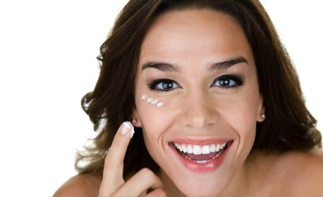 Почистване на лице с ултразвук, водно дермабразио, кислородна хидратация с Oxygen get и алгинатна маска