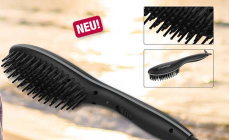 Професионална немска електрическа четка за изправяне на коса Comair