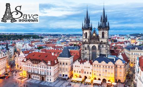 През Ноември в Берлин, Дрезден и Прага! 3 нощувки със закуски, плюс самолетен транспорт