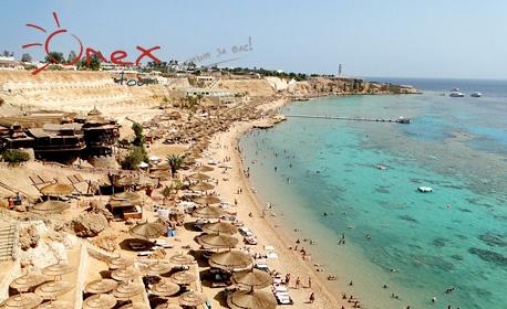 Last Minute почивка в Египет! 7 нощувки на база All Inclusive в хотел 4* в Шарм Ел Шейх, плюс самолетен транспорт