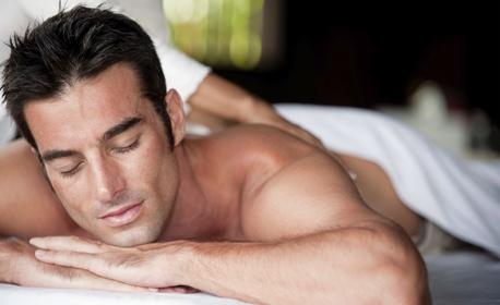 Лечебен масаж на гръб и терапия за облекчаване на болки във врата, гърба и кръста, плюс физиотерапия