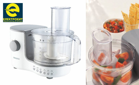 Кухненски робот Kenwood Compact FP120
