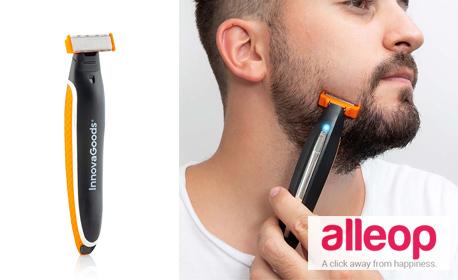 Безжична машинка за бръснене, подстригване и оформяне на брада InnovaGoods