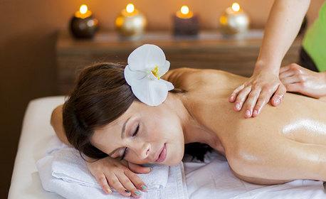 Детоксикиращ меден масаж на гръб - за засилване на имунитета в преходния период