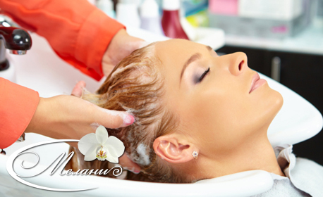 Терапия 3 в 1 за цялостно възстановяване на коса и скалп, плюс ламиниране на коса