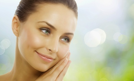 Диамантено дермабразио на лице, плюс маска с водорасли или алгинатна маска, безиглена и кислородна мезотерапия