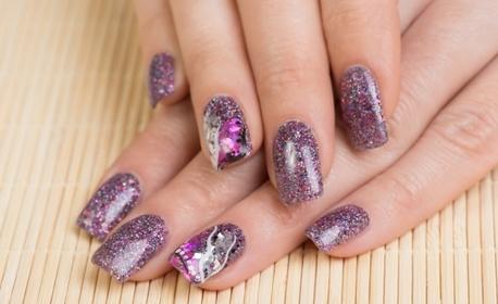 Красиви нокти! Маникюр с гел лак Clarissa, плюс 2 декорации