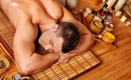 Хавайски масаж Ломи-ломи на цяло тяло