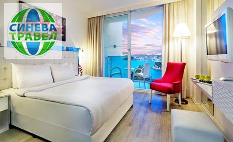 Ранни записвания за лукс в Кушадасъ през 2020г! 7 нощувки на база Ultra All Inclusive в Le Bleu Hotel*****