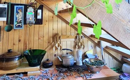 Есен в Западна Стара планина - край Годеч! Нощувка със закуска във Васильовата къща, с. Гинци