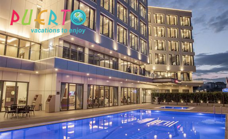 Нова година в Хотел Hampton by Hilton****, край Чанаккале! 3 нощувки със закуски и вечери - едната празнична