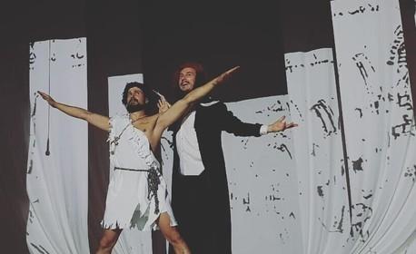 """Разтърсващо забавната комедия на абсурда """"Бог"""" на Уди Алън - на 20 Ноември"""