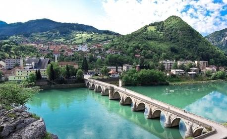 Екскурзия до Босна и Херцеговина! 2 нощувки със закуски и вечери в Grand Hotel Sarajevo***, плюс транспорт