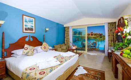 Посети Хургада! Last Minute екскурзия със 7 нощувки на база All Inclusive в хотел Titanic Palace 5*, плюс самолетен билет