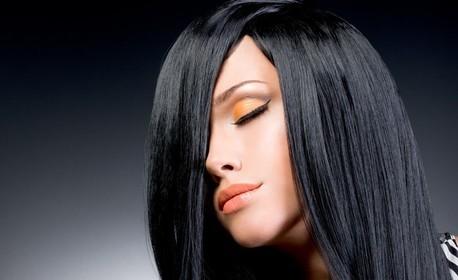Нова прическа! Измиване, маска, подстригване и оформяне