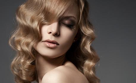 За косата! Измиване, маска и оформяне - без или със боядисване