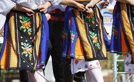 8 посещения на народни танци за деца