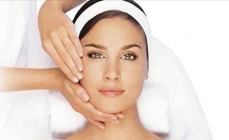 Хидратираща терапия на лице с морски водорасли