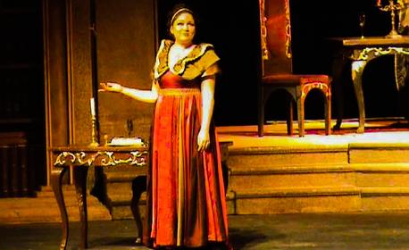 """Операта """"Тоска"""" от Джакомо Пучини на 31 Октомври"""