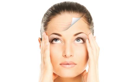 Подмладяваща дълбокопочистваща терапия за лице
