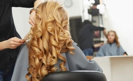 Масажно измиване на коса и подстригване - без или със оформяне на прическа