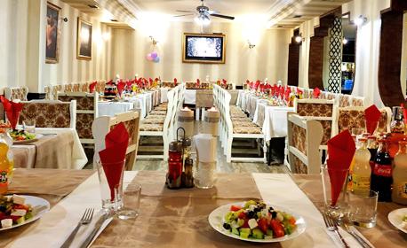 Нова година в Димитровград! Нощувка със закуска и празнична вечеря