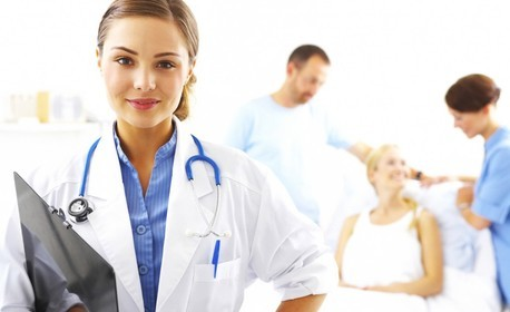 Профилактичен преглед при гинеколог, плюс вземане на цитонамазка и ехография