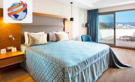 През 2020г в Кушадасъ! 5 нощувки на база Ultra All Inclusive в Хотел Amara Sealight Elite*****