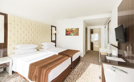Ранни записвания за почивка в Бодрум! 7 нощувки на база Ultra All Inclusive в Хотел Grand Park Bodrum*****