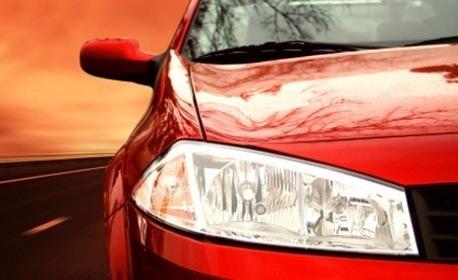 Полиране на 2 броя фарове на лек автомобил, джип или ван