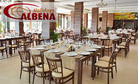 Нова година в Охрид! 3 нощувки със закуски и 2 празнични вечери в хотел Tino Sveti Stefan****