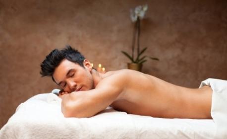 Масаж на цяло тяло - аромамасаж или Индосиана