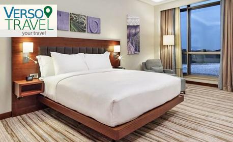 Нова година в Чорлу! 3 нощувки със закуски и 2 стандартни вечери в хотел Hilton****, с възможност за празнична вечеря