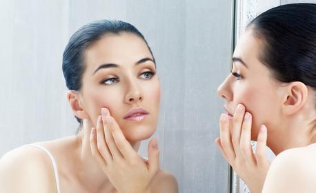 Диамантено микродермабразио на лице, плюс хидратираща anti-age терапия с хиалуронов серум
