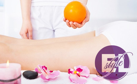 Антицелулитен масаж на бедра и седалище - ръчен или с вендузи