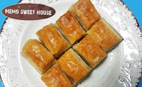 Турска баклава с орехи - 700гр