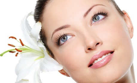 Аnti-age терапия на лице и околоочен контур, плюс бонус - оформяне на вежди