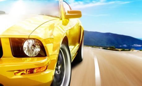 Машинна смяна на масло на автоматична скоростна кутия на автомобил