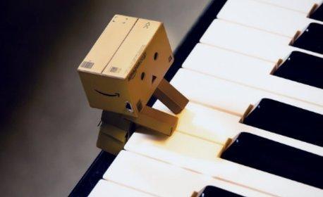 Индивидуален урок по пиано или акордеон - за дете над 8г или възрастен