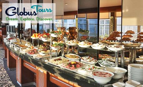 Нова година в Истанбул! 3 нощувки със закуски и празнична новогодишна вечеря в Хотел Zurich**** - със или без транспорт