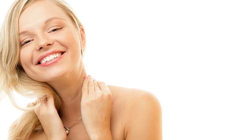 4 процедури безиглено влагане на хиалуронов филър - за запълване на бръчки на зона от лицето по избор