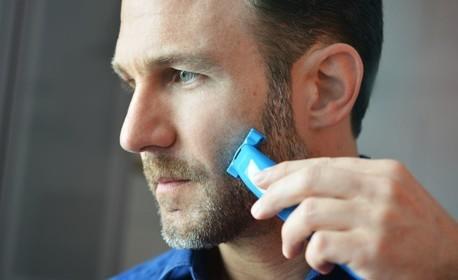Безкабелен тример за брада и тяло One Blade-Blaupunkt